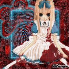 My Lost Alice.