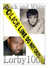 The White Bridge Crime Series Book 2 - Black and White - LGBT