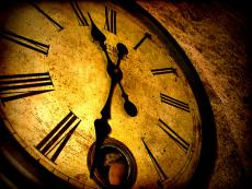 Time Does Not Wait