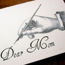 Letter to Mom