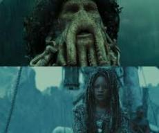 The Poem Of Davy Jones