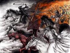 The Devil Rides