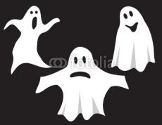 Ghost go bump in the night