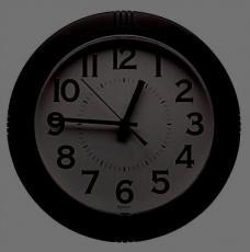 The Clock Starts at 12:04