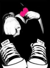 Hope, pain or love . . .