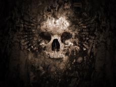 Enchanted Skull