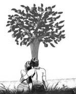 Love Beneath a Tree