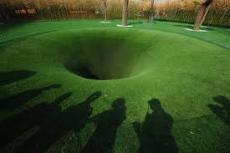 My hole.....