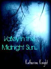 Valley in the Midnight Sun...