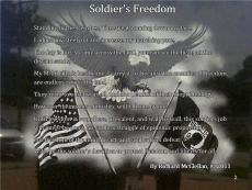Soldiers Freedom