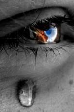 Tears ...