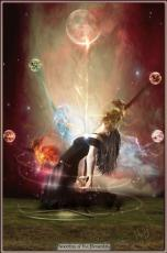 Wind and Fire Princess (The Secret Gardens #3 & 4)