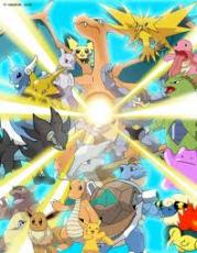 Photo Album:Pokemon pictures