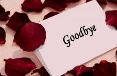 Bitter Sweet Goodbye (RM)