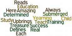 Acrostic Education