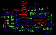 Strong Heart Acrostic