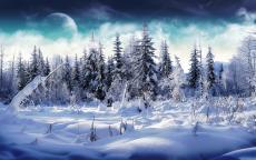 Wintery Acrostic