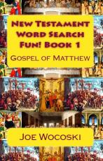 New Testament Word Search Fun! Book Series