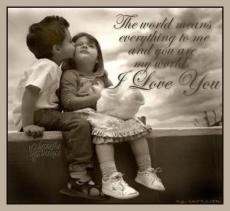Okaward Love Moment!