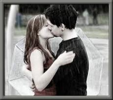 When we Kissed in the Rain