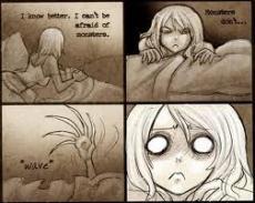 Where I hurt...