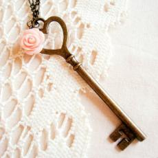 Heart Shaped Skeleton Key 04-06-2011