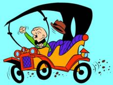 Are you Mr. Magoo too?