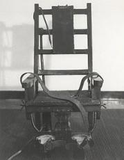 ELECTRIC CHAIR / GAS CHAMBER