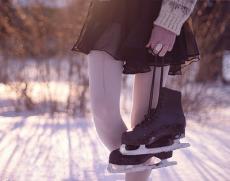 Graceful Skating
