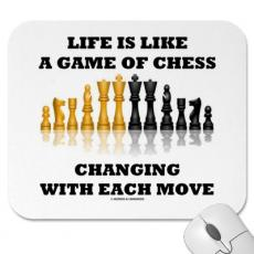 Game of chess...