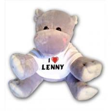 Lenny the Hippo