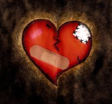 HEART IN A DESERT