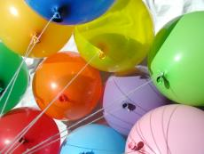 Those Colourful Balloons