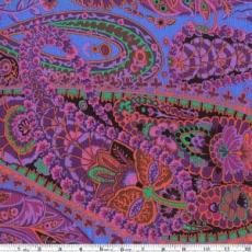 PURPLE PAISLEY PAINT