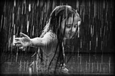 I cried in Rain