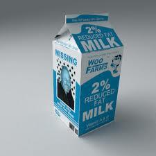 MILK CARTON HEART