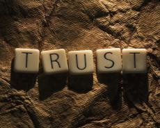 TRUST is unworthy