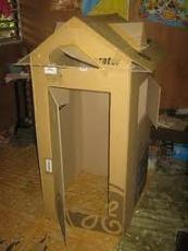 REFRIGERATOR BOX