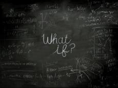 What if?...