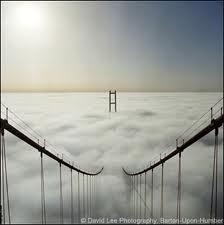 THE BRIDGE TO WHO KNOWS WHERE