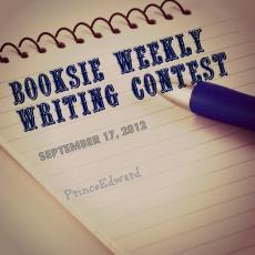 Booksie Weekly Writing Contest 2012 2nd Week