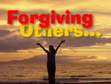Forgiving Others.
