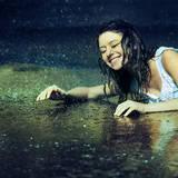 Crazy Rain Drops
