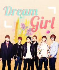 B2ST dream girl