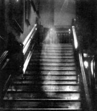 THE GHOST THAT HAUNTS