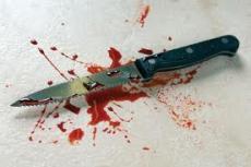Stabbed!