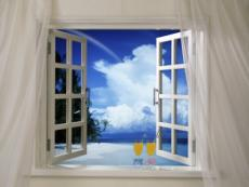 From the Windowpane