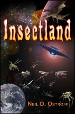 INSECTLAND (Book 2 - The Imagination Series)