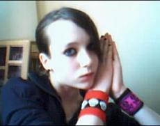Popular schoolgirl dies in 'emo sucide cult'