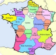 Regions de France